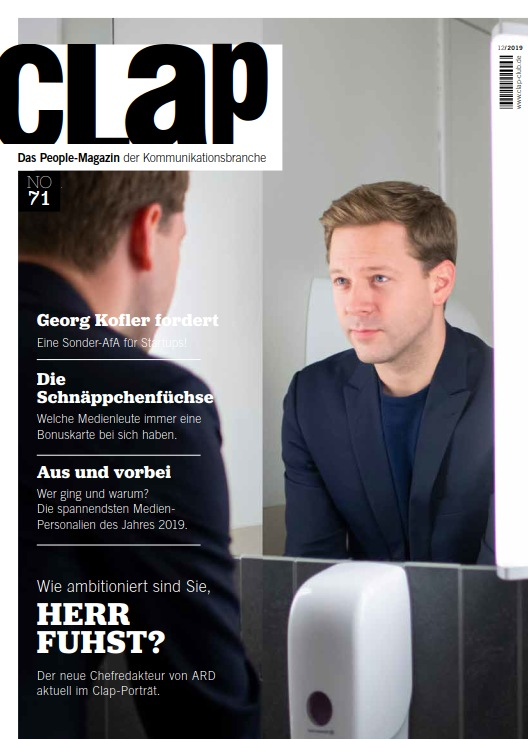 clap 71 cover
